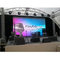 Buy cheap Commercial Outside P6 LED Video Wall , Large LED Screens Rental For Stage from wholesalers