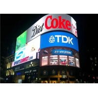 Buy cheap P5 Advertisement LED Display , LED Video Wall Display 60Hz from wholesalers