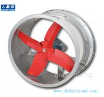 Buy cheap DHF B series wall axial fan/ blower fan/ ventilation fan from wholesalers