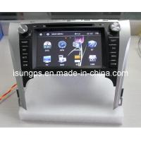 Buy cheap 2 DIN 8 Inch 800*480 Digital Touch Screen Car Audio DVD GPS for Toyota Camry 2012 with Digital Amplifier, Pip, Dual Zone from wholesalers
