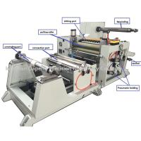 Buy cheap adhesive rubber tape slitting rewinding machine from wholesalers