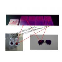 Buy cheap Copag 4 PIP jumbo index red plastic marked cards for poker cheat/invisible ink/cards cheat/perspective glasses/casino from wholesalers