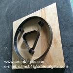 Buy cheap Steel rule hole punch dies, steel blade hole cutting die maker from wholesalers
