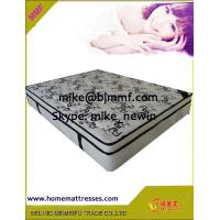 China Cheap eurotop pocketed spring vacuum compressed mattress sales on sale