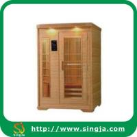 Wholesale High Quality Wooden Infrared Sauna Room (ISR-05) from china suppliers
