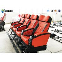 Buy cheap 4D Dynamic System 4D Imax Movie Theaters With 2 DOF Chair Special Effect Machine from wholesalers