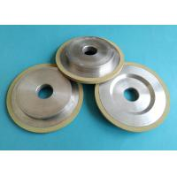 Buy cheap High Strength Vitrified Bond Diamond Grinding Wheels For PCD PCBN Tools Low Labor Intensity from wholesalers