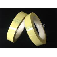 Wholesale PET film insulation light yellow tape from china suppliers