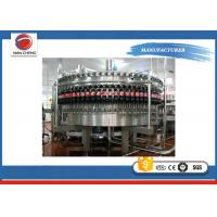 Wholesale Soda Bottled Water Production Machines , Large Capacity Rotary Liquid Filling Machine from china suppliers