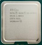 Buy cheap 2.40 GHz E5 2470 v2 25M Cache 10 Core Intel Xeon CPU Server Processor from wholesalers