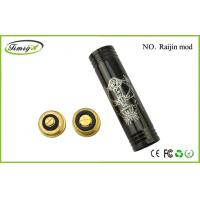 Spring Switch Raijin Mechanical Mod E Cig Variable Voltage , 9mm Length Manufactures