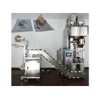 Fully Automatic Tea Packaging Machine With Touch Screen Dispaly , Stainless Steel Material Manufactures