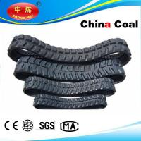 Wholesale 5.Hydraulic Mini Excavator Rubber Track links 450 *60*90 from china suppliers