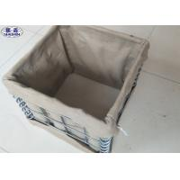 Military Hesco Defensive Barriers Steel Wire Material 3 Years Warranty