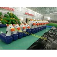 Buy cheap inflatable race horse for sale from wholesalers