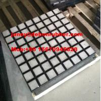 Buy cheap Hot sale good quality wear resistant ceramic rubber composite liner from wholesalers