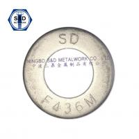 Hardened Steel Flat Washers F436/F436M Structure Washer Plain washer Carbon Steel