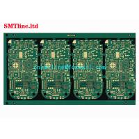 Buy cheap Professional Multilayer SMD LED PCB Board With Silk - Screen Printed from wholesalers