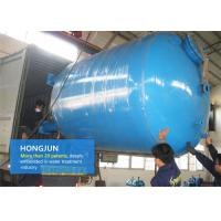 0.6Mpa Multimedia Filters Water Treatment Water Pretreatment Production Line
