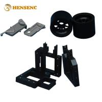Buy cheap Construction Machinery OEM Injection Molding POM CNC Machining Milling Plastic Parts product
