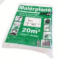 Buy cheap Dust Sheet Plastic Car Seat Covers Painter Drop Dust Sheet Transparent from wholesalers