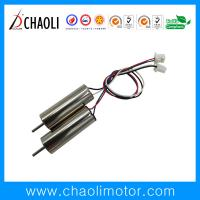 Wholesale Diameter 8.5mm Length 23mm Mini DC Motor CL-8523 With Connector For Toys And Electric Device from china suppliers