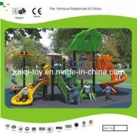 Wholesale Nice Looking Rhyme of Sea Sailing Series Outdoor Playground Equipment (KQ10078A) from china suppliers