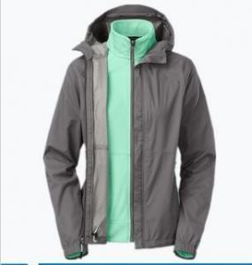 China Thermal light weight padding 5000mm kid's ski jacket on sale
