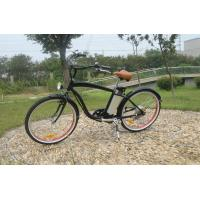 Alloy type Chain Wheel 36V 10Ah electric assisted bicycle Steel Stem / Handler Bar Manufactures
