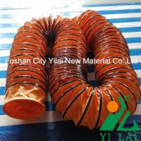 Buy cheap hot sell ventilation flexible duct, good quality pvc heavy duty ventilation duct from wholesalers