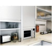Buy cheap Kitchen Cabinet Roller Shutter Door Remote Control/Automatic Roll up Garage Door/Rapid from wholesalers