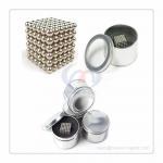 Buy cheap Neodymium magnetic ball/bucky ball from wholesalers
