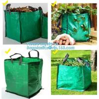 Buy cheap potato plant garden PE Woven growing bag Vegetable Plant Cultivation Grow Bags,Wholesale New durable non woven fabric gr from wholesalers