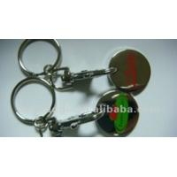 Buy cheap printed  custom metal token coin with high quality and popular from wholesalers