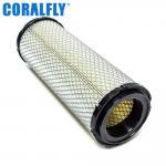 Buy cheap 99.9% Efficiency Diesel Engine Air Filter Fleetguard Af25551 Cross Reference from wholesalers