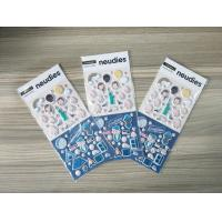 Buy cheap Soft Reusable PVC Custom Puffy Stickers For Children Birthday Gift , Custom Made from wholesalers