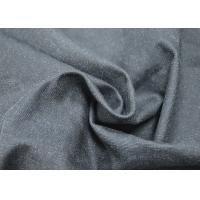 Buy cheap Black Stone Washed Woven Cotton Canvas Excellent Softness And Flexibility from wholesalers