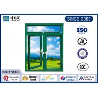 Wholesale Custom Made Glass Fire Resistant Windows With Electrostatic Sprayed Surface from china suppliers
