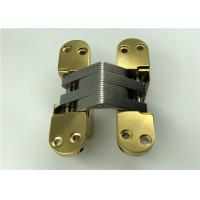 Wholesale High Sensory Stainless Steel Concealed Hinges With PVD Surface Finishing from china suppliers