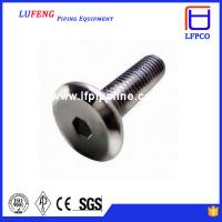 Buy cheap Nickel Plated Stainless Steel Ball Head Screw High Quality weld studs bolts from wholesalers