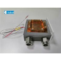 Buy cheap Peltier Plate Cooler TEC Cooler Cold Plate Thermoelectric Cooler from wholesalers