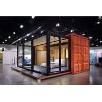 Buy cheap Prefab Shipping Container Homes , Storage Container Houses Steel Structure from wholesalers