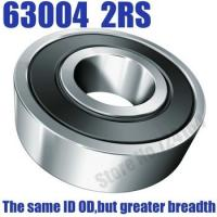 Wholesale 63004 Chrome Steeel Deep Groove Ball Bearings for Motor / Car / Auto from china suppliers