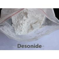 Buy cheap Desonide 638-94-8 Pharmaceutical Raw Powder 99% Purity Quality Assurance from wholesalers