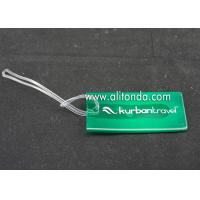 Wholesale Plastic PP Hard PVC luggage tag custom voltage luggage tag supply card shape luggage tag manufacturer from china suppliers