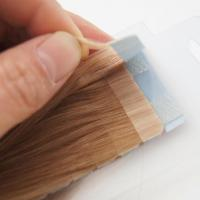 Buy cheap 100% Virgin Remy Chinese hairTape Hair Extension from wholesalers