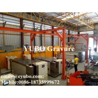 Buy cheap Galvanic line for gravure cylinder printing flexible packaging from wholesalers