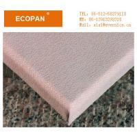 Buy cheap Orange / Purple Acoustical Fabric Wrapped Wall Panels , Decorative Fiberglass Panels from wholesalers