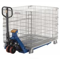 Wholesale steel mesh storage containers with cheap price from china suppliers