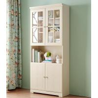 Buy cheap Living Room Modern Home Furniture Cabinets Bookcase With Glass Door from wholesalers